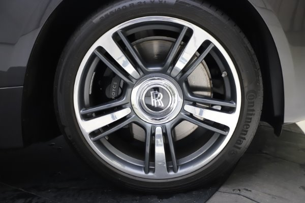Used 2014 Rolls-Royce Wraith for sale $159,900 at Alfa Romeo of Westport in Westport CT 06880 26
