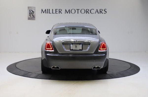 Used 2014 Rolls-Royce Wraith for sale $159,900 at Alfa Romeo of Westport in Westport CT 06880 5