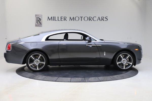 Used 2014 Rolls-Royce Wraith for sale $159,900 at Alfa Romeo of Westport in Westport CT 06880 7