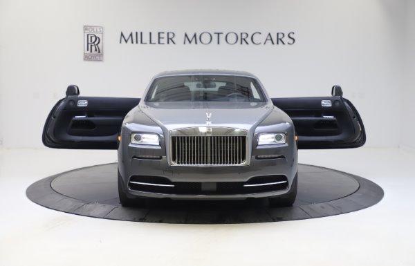 Used 2014 Rolls-Royce Wraith for sale $159,900 at Alfa Romeo of Westport in Westport CT 06880 9