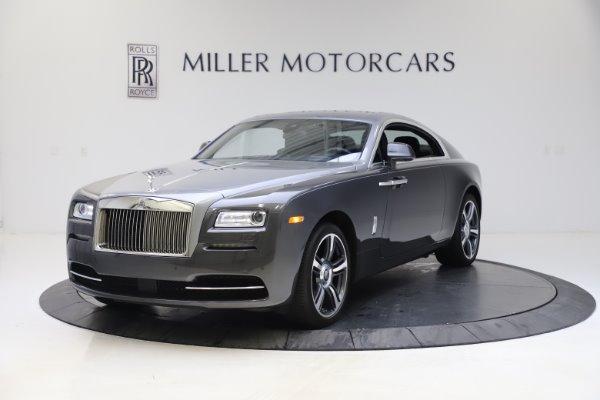 Used 2014 Rolls-Royce Wraith for sale $159,900 at Alfa Romeo of Westport in Westport CT 06880 1