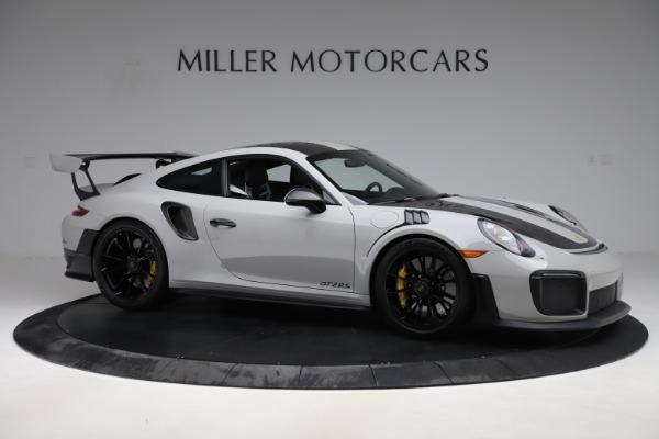Used 2018 Porsche 911 GT2 RS for sale $349,900 at Alfa Romeo of Westport in Westport CT 06880 10