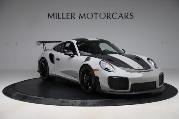 Used 2018 Porsche 911 GT2 RS for sale $349,900 at Alfa Romeo of Westport in Westport CT 06880 11