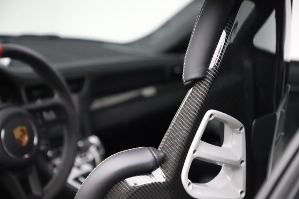 Used 2018 Porsche 911 GT2 RS for sale $349,900 at Alfa Romeo of Westport in Westport CT 06880 19