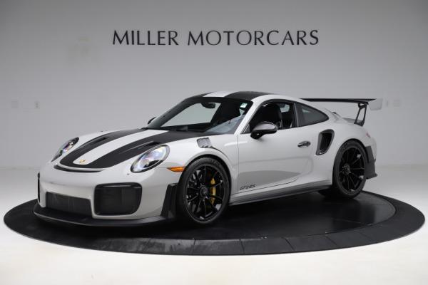 Used 2018 Porsche 911 GT2 RS for sale $349,900 at Alfa Romeo of Westport in Westport CT 06880 2