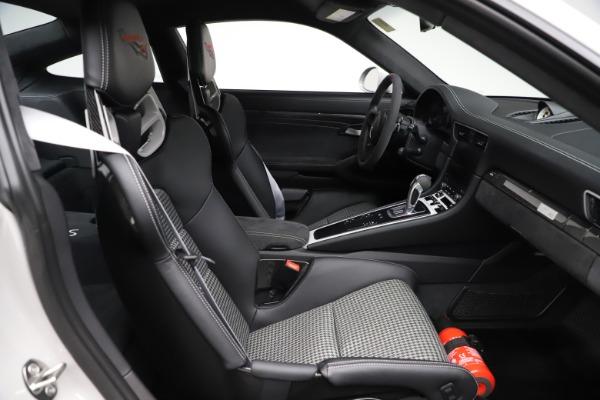 Used 2018 Porsche 911 GT2 RS for sale $349,900 at Alfa Romeo of Westport in Westport CT 06880 21