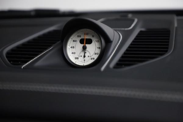 Used 2018 Porsche 911 GT2 RS for sale $349,900 at Alfa Romeo of Westport in Westport CT 06880 23