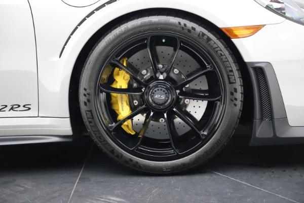 Used 2018 Porsche 911 GT2 RS for sale $349,900 at Alfa Romeo of Westport in Westport CT 06880 25