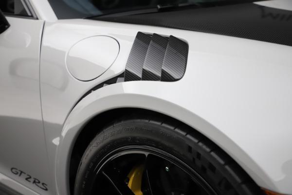 Used 2018 Porsche 911 GT2 RS for sale $349,900 at Alfa Romeo of Westport in Westport CT 06880 26