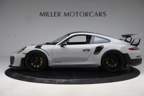 Used 2018 Porsche 911 GT2 RS for sale $349,900 at Alfa Romeo of Westport in Westport CT 06880 3