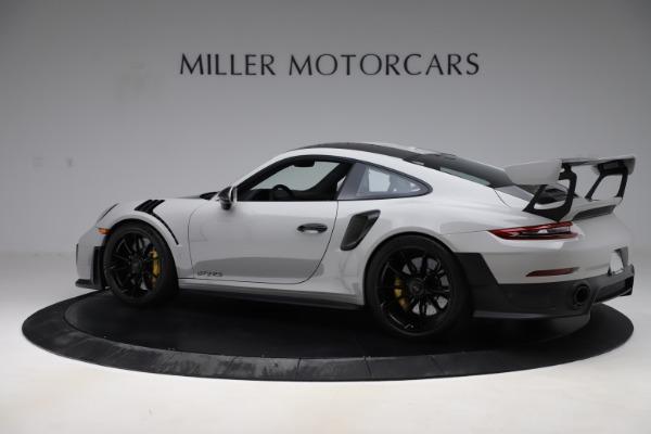 Used 2018 Porsche 911 GT2 RS for sale $349,900 at Alfa Romeo of Westport in Westport CT 06880 4
