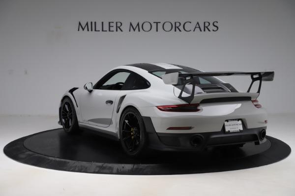 Used 2018 Porsche 911 GT2 RS for sale $349,900 at Alfa Romeo of Westport in Westport CT 06880 5
