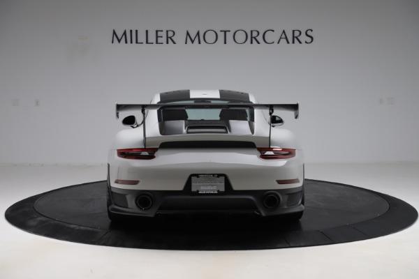 Used 2018 Porsche 911 GT2 RS for sale $349,900 at Alfa Romeo of Westport in Westport CT 06880 6