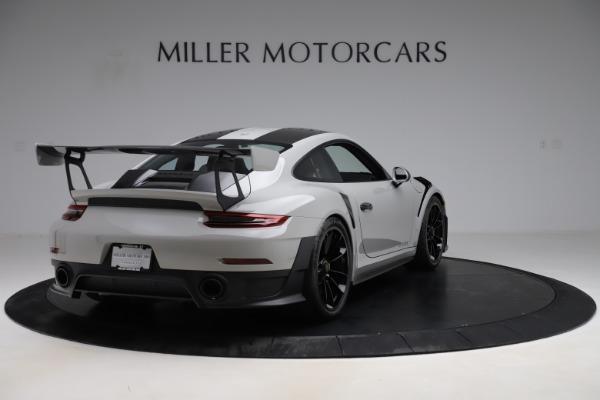 Used 2018 Porsche 911 GT2 RS for sale $349,900 at Alfa Romeo of Westport in Westport CT 06880 7