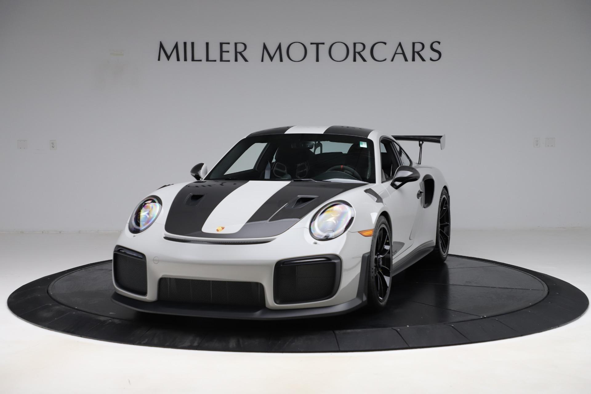 Used 2018 Porsche 911 GT2 RS for sale $349,900 at Alfa Romeo of Westport in Westport CT 06880 1