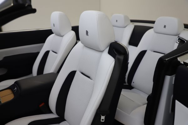 New 2020 Rolls-Royce Dawn for sale $401,175 at Alfa Romeo of Westport in Westport CT 06880 27