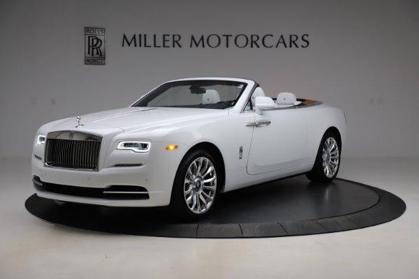 New 2020 Rolls-Royce Dawn for sale $401,175 at Alfa Romeo of Westport in Westport CT 06880 3