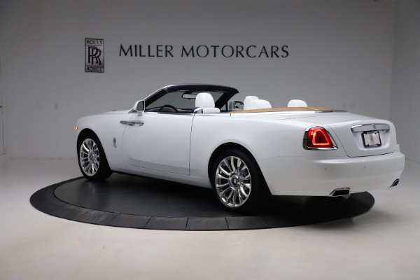 New 2020 Rolls-Royce Dawn for sale $401,175 at Alfa Romeo of Westport in Westport CT 06880 5