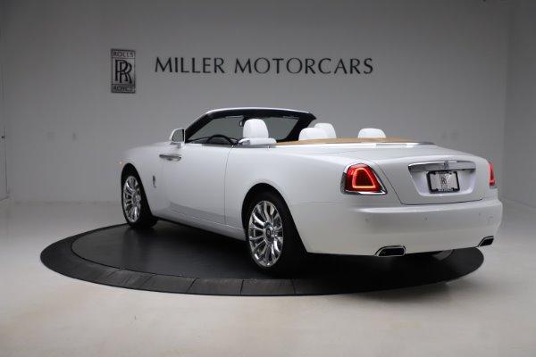 New 2020 Rolls-Royce Dawn for sale $401,175 at Alfa Romeo of Westport in Westport CT 06880 6
