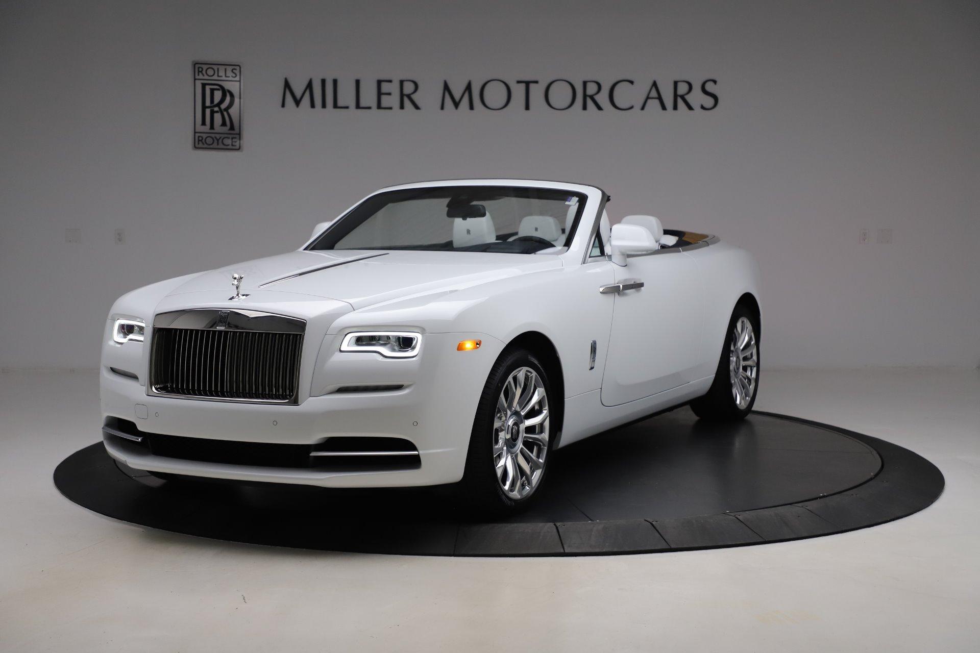 New 2020 Rolls-Royce Dawn for sale $401,175 at Alfa Romeo of Westport in Westport CT 06880 1