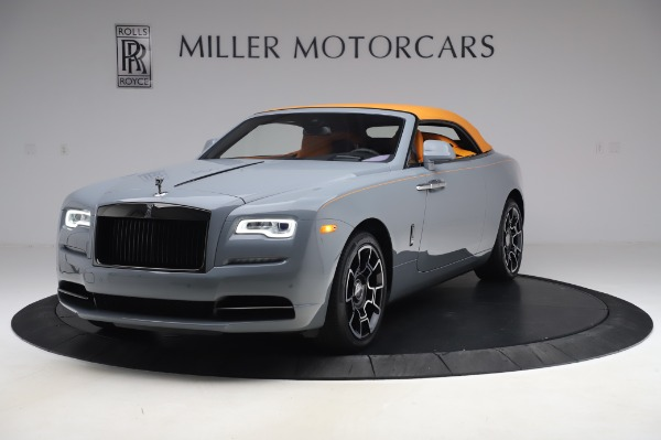 New 2020 Rolls-Royce Dawn Black Badge for sale $482,125 at Alfa Romeo of Westport in Westport CT 06880 10