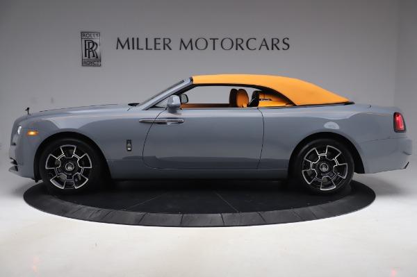 New 2020 Rolls-Royce Dawn Black Badge for sale $482,125 at Alfa Romeo of Westport in Westport CT 06880 11