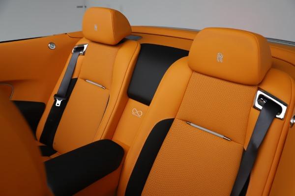New 2020 Rolls-Royce Dawn Black Badge for sale $482,125 at Alfa Romeo of Westport in Westport CT 06880 17