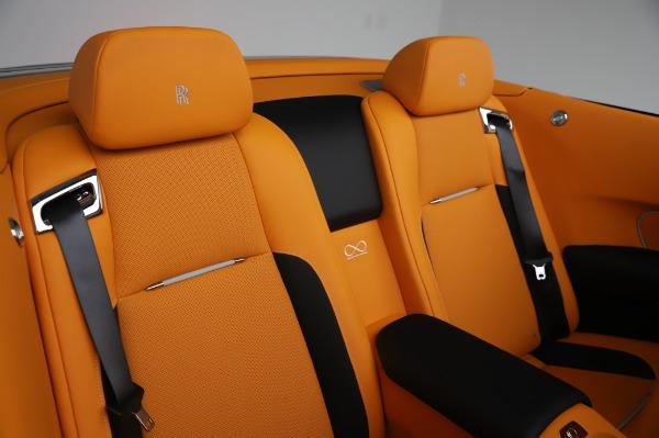 New 2020 Rolls-Royce Dawn Black Badge for sale $482,125 at Alfa Romeo of Westport in Westport CT 06880 18