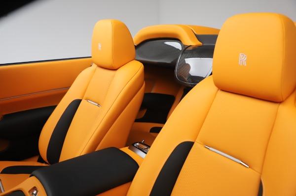 New 2020 Rolls-Royce Dawn Black Badge for sale $482,125 at Alfa Romeo of Westport in Westport CT 06880 21