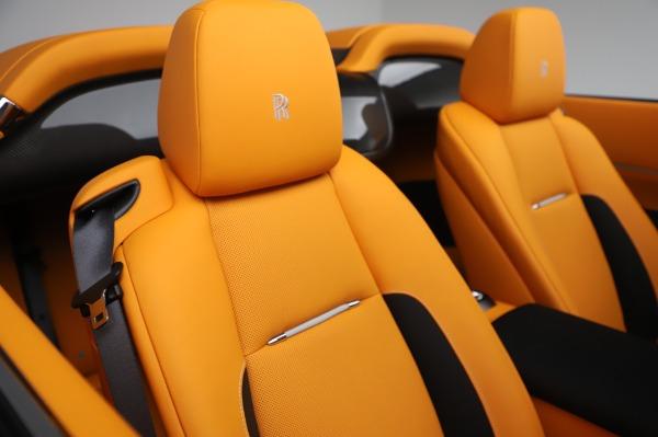 New 2020 Rolls-Royce Dawn Black Badge for sale $482,125 at Alfa Romeo of Westport in Westport CT 06880 22