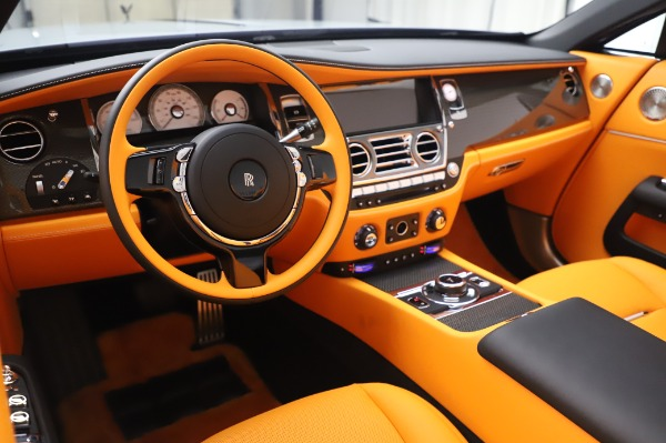 New 2020 Rolls-Royce Dawn Black Badge for sale $482,125 at Alfa Romeo of Westport in Westport CT 06880 23