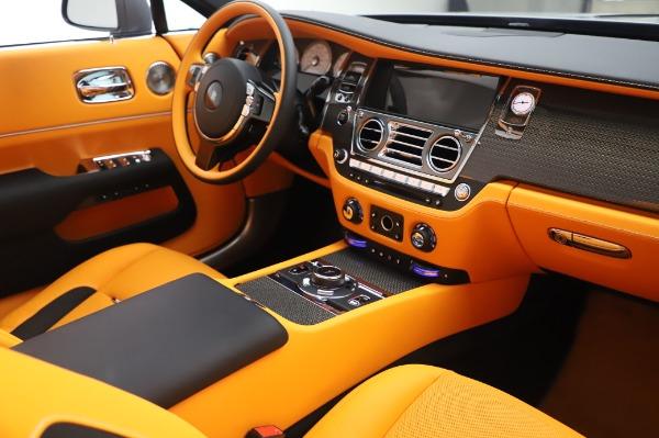 New 2020 Rolls-Royce Dawn Black Badge for sale $482,125 at Alfa Romeo of Westport in Westport CT 06880 24