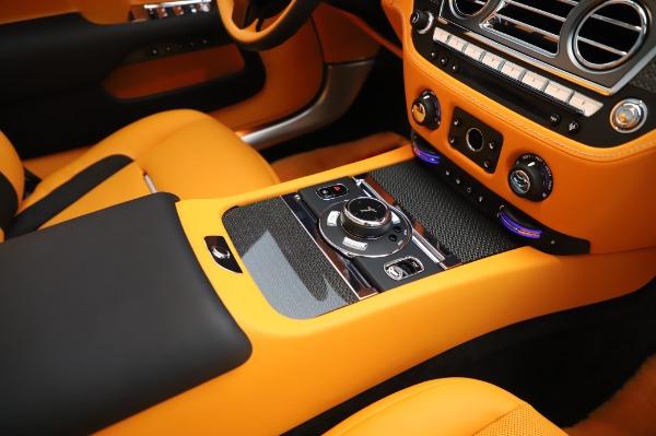 New 2020 Rolls-Royce Dawn Black Badge for sale $482,125 at Alfa Romeo of Westport in Westport CT 06880 27