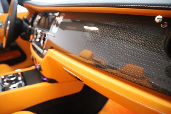 New 2020 Rolls-Royce Dawn Black Badge for sale $482,125 at Alfa Romeo of Westport in Westport CT 06880 28