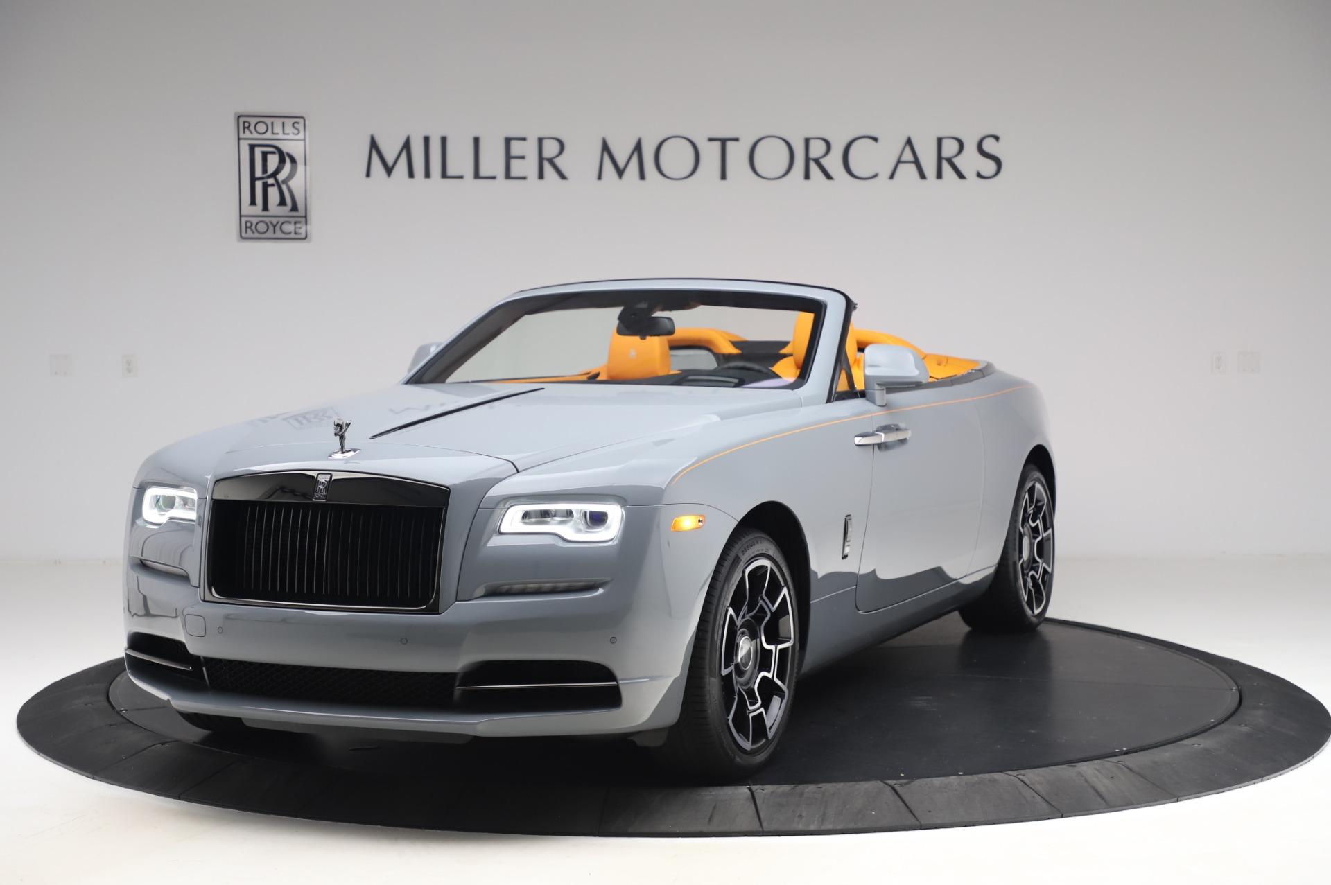 New 2020 Rolls-Royce Dawn Black Badge for sale $482,125 at Alfa Romeo of Westport in Westport CT 06880 1