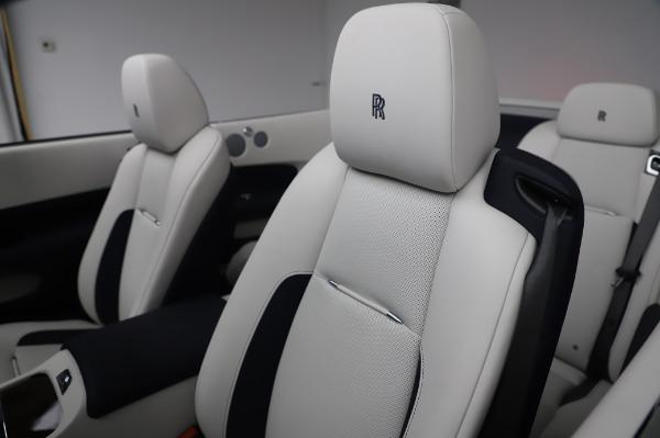 Used 2020 Rolls-Royce Dawn for sale $399,900 at Alfa Romeo of Westport in Westport CT 06880 17