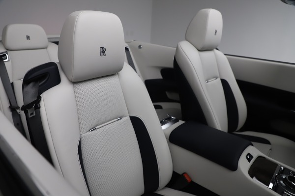 New 2020 Rolls-Royce Dawn for sale $384,875 at Alfa Romeo of Westport in Westport CT 06880 18