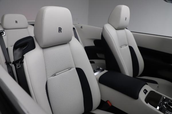 Used 2020 Rolls-Royce Dawn for sale $399,900 at Alfa Romeo of Westport in Westport CT 06880 18