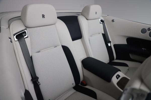 Used 2020 Rolls-Royce Dawn for sale $399,900 at Alfa Romeo of Westport in Westport CT 06880 21