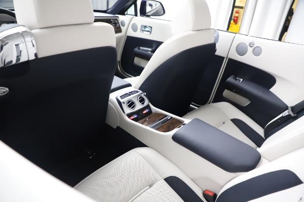Used 2020 Rolls-Royce Dawn for sale $399,900 at Alfa Romeo of Westport in Westport CT 06880 23