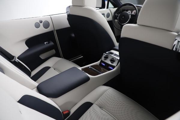 Used 2020 Rolls-Royce Dawn for sale $399,900 at Alfa Romeo of Westport in Westport CT 06880 24