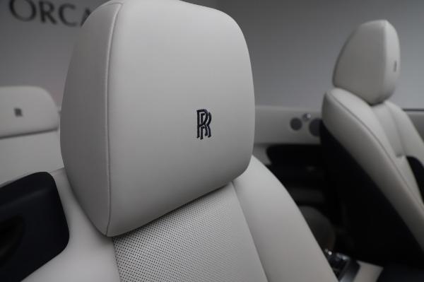 Used 2020 Rolls-Royce Dawn for sale $399,900 at Alfa Romeo of Westport in Westport CT 06880 27