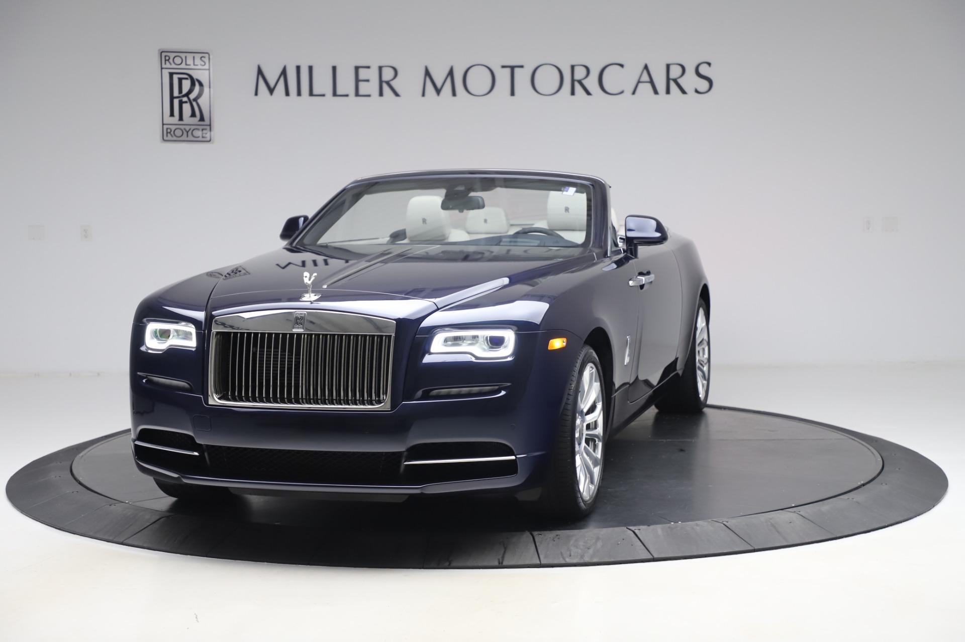 New 2020 Rolls-Royce Dawn for sale $384,875 at Alfa Romeo of Westport in Westport CT 06880 1
