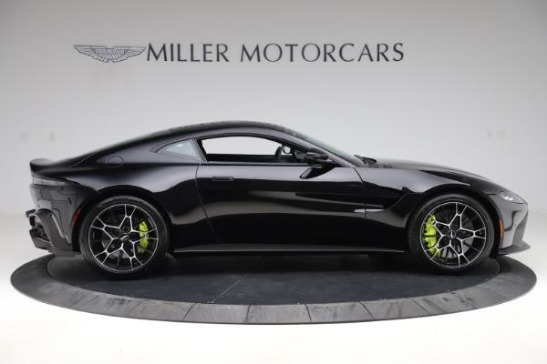 New 2020 Aston Martin Vantage AMR Coupe for sale $191,931 at Alfa Romeo of Westport in Westport CT 06880 10