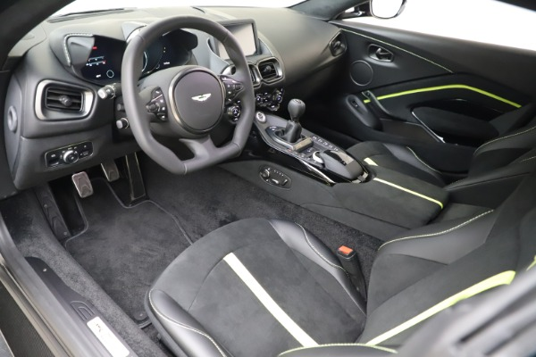 New 2020 Aston Martin Vantage AMR Coupe for sale $191,931 at Alfa Romeo of Westport in Westport CT 06880 13