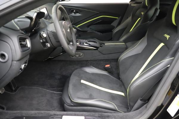 New 2020 Aston Martin Vantage AMR Coupe for sale $191,931 at Alfa Romeo of Westport in Westport CT 06880 14