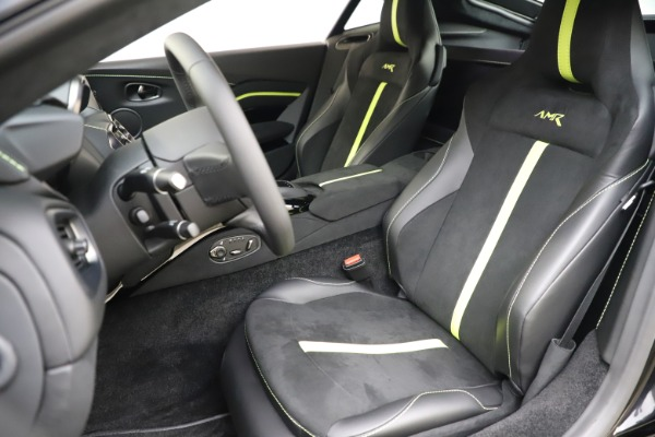 New 2020 Aston Martin Vantage AMR Coupe for sale $191,931 at Alfa Romeo of Westport in Westport CT 06880 15