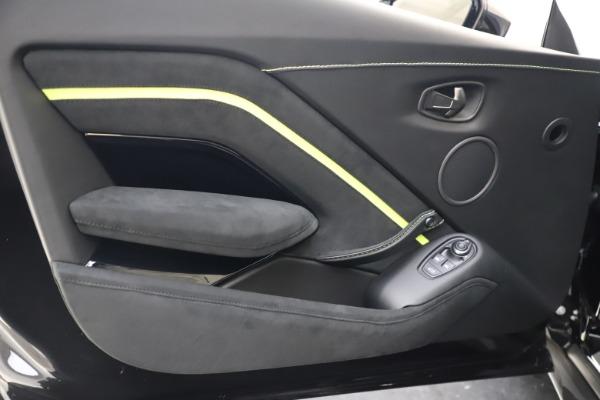 New 2020 Aston Martin Vantage AMR Coupe for sale $191,931 at Alfa Romeo of Westport in Westport CT 06880 16