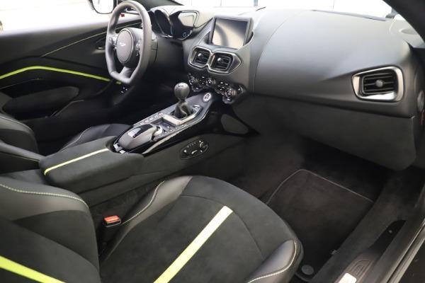 New 2020 Aston Martin Vantage AMR Coupe for sale $191,931 at Alfa Romeo of Westport in Westport CT 06880 17