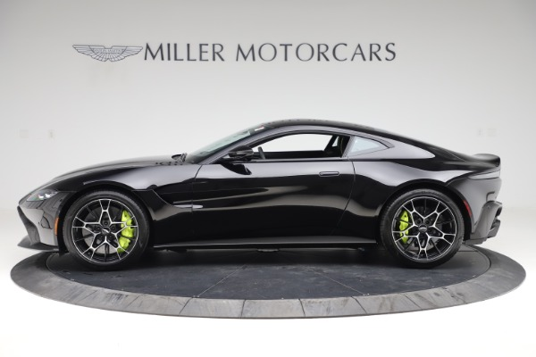 New 2020 Aston Martin Vantage AMR Coupe for sale $191,931 at Alfa Romeo of Westport in Westport CT 06880 4